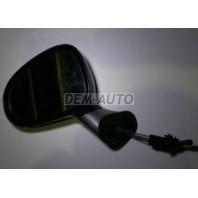 Matiz  Зеркало левое механическое с тросиками черного цвета