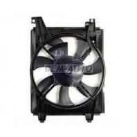 {TIBURON} Мотор+вентилятор конденсатора кондиционера