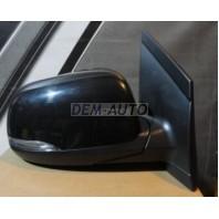 Зеркало правое электрическое с подогревом  , с указателем поворота, 7 контактов (CONVEX) грунтованное