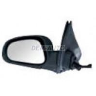 Lacetti {gentra 15-}  {GENTRA 15-} Зеркало левое черное механическое (Китай)
