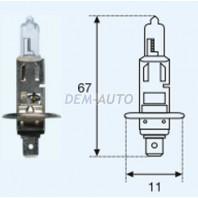 H1 {12v-55w / p14.5s} Лампа упаковка (1 шт)
