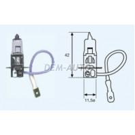 H3 {24v-70w / pk22s}  Лампа упаковка (1 шт)