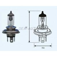 H4 {12v-60-55w / p43t}  Лампа упаковка (1 шт)