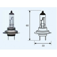 H7 {12v-55w / px26d} Лампа упаковка (1 шт)