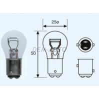 P21/5w {s25 24v-21/5w / bay15d}  Лампа упаковка (10 шт)
