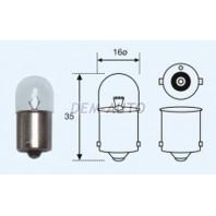 R10w {t16 24v-10w / ba15s}  Лампа упаковка (10 шт)