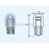 T20 {t20 12v-21/5w / w3x16q}  Лампа упаковка (10 шт)