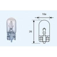 W3w {t10 24v-3w / w2.1x9.5d}  Лампа упаковка (10 шт)