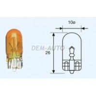 W5w {12v-5w / w2.1x9.5d}  Лампа упаковка (10 шт)