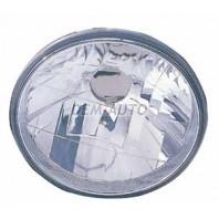 Фара левая=правая круглая хрустальная (DEPO){Диаметр 172мм/ЛАМПА - H4}