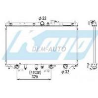 Accord {cb+cc7+ce+rover 600 93-} Радиатор охлаждения автомат 1.8 2 2.2 (KOYO)