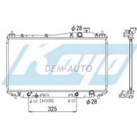 Civic  Радиатор охлаждения (СЕДАН) (КУПЕ) автомат 1.5 1.6 1.7