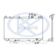 Civic Радиатор охлаждения (СЕДАН) (КУПЕ) механика 1.5 1.6 1.7 (KOYO)