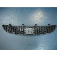 Civic  Решетка радиатора (ХЭТЧБЕК) серебристо-черная {ТИП R}
