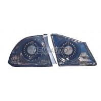 Фонарь задний внешний+внутренний, левый+правый (комплект) (седан), тюнинг, диодный, стоп-сигнал, тонированный
