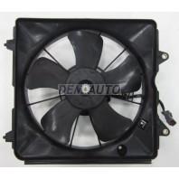Civic  Мотор+вентилятор радиатора охлаждения в сборе (Китай)