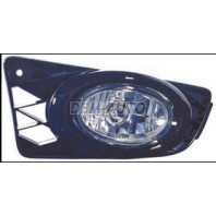 Civic  Фара противотуманная левая+правая (комплект) с проводкой, с кнопкой, решетка бампера (седан)