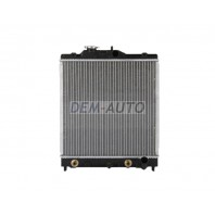 Civic  Радиатор охлаждения механика (1 ряд)