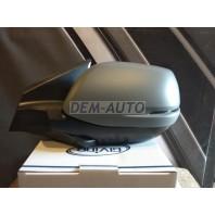 Cr-v  Зеркало левое электрическое с подогревом , с указателем поворота (CONVEX) (7 контактов)