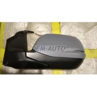 Cr-v  Зеркало левое электрическое с подогревом , с указателем поворота , автоскладывающееся (CONVEX) (9 контактов)