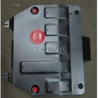 Cr-v  Защита поддона двигателя + кпп , с креплением , 2.4 , сталь