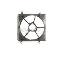 Cr-v  Кожух вентилятора охлаждения радиатора
