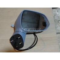 Зеркало правое электрическое (CONVEX) грунтованное