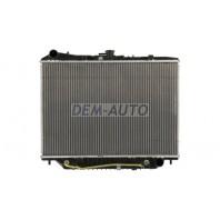 Rodeo  Радиатор охлаждения автомат 3.2 (1 ряд)