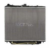 Trooper {monterey} Радиатор охлаждения автомат 3.2 (1 ряд)