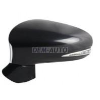 Gs300  Зеркало левое электрическое с подогревом , с указателем поворота , с памятью , с подсветкой , грунтованное