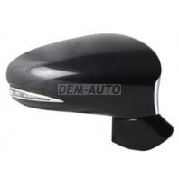 Gs300  Зеркало правое электрическое с подогревом  , с указателем поворота , с памятью , с подсветкой , грунтованное