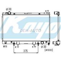 Ls400  Радиатор охлаждения автомат 4 (1 ряд) (KOYO)