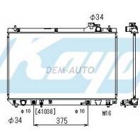 Rx300 {ty harier}  Радиатор охлаждения автомат 3 (KOYO)