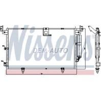 Rx300  Конденсатор кондиционера (NISSENS)