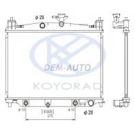 2  Радиатор охлаждения автомат(KOYO)