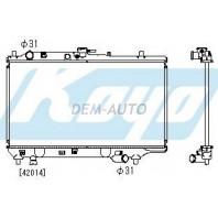 323f  Радиатор охлаждения механика 1.6 1.8 (5 дв)