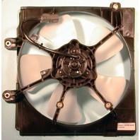 323f  Мотор+вентилятор конденсатора кондиционера с корпусом (5 дв)