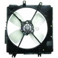 323  Мотор+вентилятор радиатора охлаждения с корпусом механика 1.6 1.8