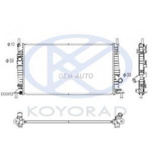 3 {+ FD FOCUS 05- / C-MAX 03-/ VV S40 04-} РАДИАТОР ОХЛАЖДЕН 1.3 1.6 2 (KOYO) для Ford Focus - II поколение рестайлинг