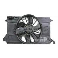 3  Мотор+вентилятор радиатора охлаждения с корпусом с контролером 1.6