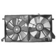 3  Мотор+вентилятор радиатора охлаждения