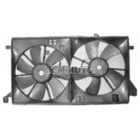 3  Мотор+вентилятор радиатора охлаждения 1.6 (Китай)