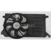 3  Мотор+вентилятор радиатора охлаждения 2.0 (Китай)