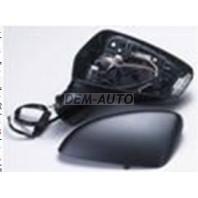 3  Зеркало левое электрическое с подогревом , автоскладыванием диодным указателем поворота 8 контактов (aspherical)грунтованное