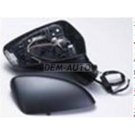 3  Зеркало правое электрическое с подогревом автоскладыванием , диодным указателем поворота 8 контактов(convex) грунтованное