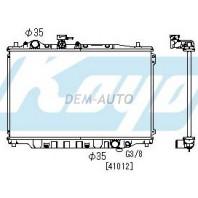 626  Радиатор охлаждения механика 1.6 1.8 2 (KOYO)