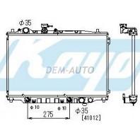 626  Радиатор охлаждения автомат 1.6 1.8 2 (KOYO)