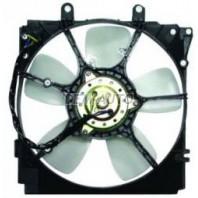 626  Мотор+вентилятор радиатора охлаждения с корпусом автомат