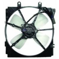 626  Мотор+вентилятор радиатора охлаждения левый с корпусом 2 2.5
