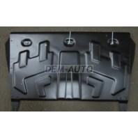 Защита поддона двигателя +кпп с креплениями , 2.0 , 2.5 , стальная